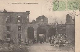 LONGWY-HAUT -54- La Porte De Bourgogne. - Longwy