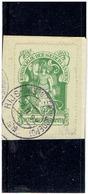 ZEGELS VAN GEVANGEN KAMP   OP FRAGMENT 1915 - Periode 1891-1948 (Wilhelmina)