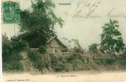 VIET NAM / TONKIN : Collection Demange N° 15 - Environs D' Hanoï - Viêt-Nam