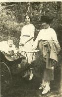 ( FEMMES  ) ( ENFANTS  ) ( TRANSPORT )( POUSSETTE ) 1920 - Photographs