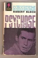 ROBERT BLOCH - PSYCHOSE - Marabout Collection N° 277 - 1960 - Boeken, Tijdschriften, Stripverhalen