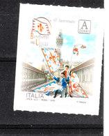Italia   -  2018. Sbandieratori Fiorentini. Folklore. Florentine Flag-wavers. Self Adhesive. MNH - Francobolli