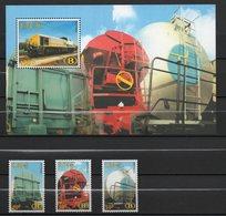 SPOORWEG SPOORWEG GOEDEREN TRANSPORT  MNH ** NIEUW NEUF POSTFRIS - Railway