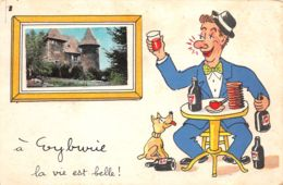 Eyburie (19) - La Vie Est Belle - France