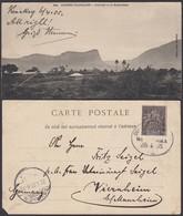 GUINEE 1905 CP Obl Maritime Allemande (5G22568) DC-1190 - Guinée Française (1892-1944)
