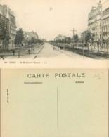 [505868]France  - (59) Nord, Lille, Le Boulevard Carnot, Architectures, Commerce, Chemins De Fer - Lille
