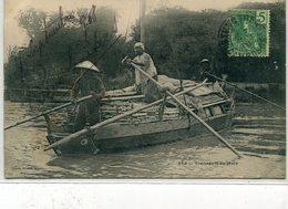 VIET NAM / TONKIN : Transport Du Maïs - Viêt-Nam