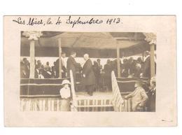 Cpa Du 04-LES MEES-le 4 Septembre 1913 (le Sous Secrétaire D'état BERARD) (coup D'état Du 2 Décembre 1851 - Francia