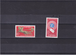 ESPAGNE 1971 EXPRESS Yvert 36-37 NEUF** MNH - 1931-Aujourd'hui: II. République - ....Juan Carlos I