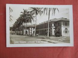 RPPC By Flatau--Colon Hospital  Panama   Ref 3100 - Panama