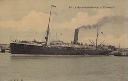 """Charente-Maritime - La Pallice-Rochelle - """"Oravia"""" - La Rochelle"""