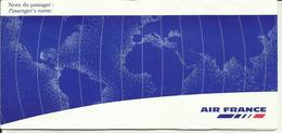 AIR FRANCE - Pochette - Tickets