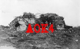 WOUMEN Diksmuide Klerken 1917 1918 Flandern IJzer Yser IR 188 Bunker Abri MEBU Onderwaterzetting - Diksmuide