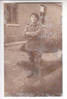 Sp- PHOTO CARTE - Militaire - Chasseur Alpin ? - - Personas Anónimos