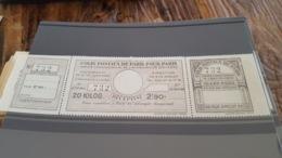 LOT 430236 TIMBRE DE FRANCE NEUF** LUXE N°98 COLIS POSTAUX DE PARIS POUR PARIS - Paketmarken