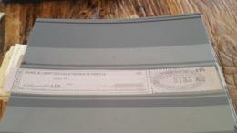 LOT 430242 TIMBRE DE FRANCE NEUF** LUXE N°123 COLIS POSTAUX DE PARIS POUR PARIS - Paketmarken