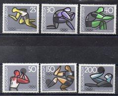 YOUGOSLAVIE    Timbres Neufs ** De  1964  ( Ref 999 )  Sport - JO - 1945-1992 République Fédérative Populaire De Yougoslavie