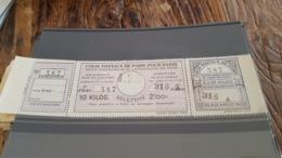 LOT 430253 TIMBRE DE FRANCE NEUF** LUXE N°188 COLIS POSTAUX DE PARIS POUR PARIS - Paketmarken