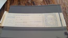 LOT 430257 TIMBRE DE FRANCE NEUF** LUXE N°153 COLIS POSTAUX DE PARIS POUR PARIS - Paketmarken