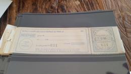LOT 430258 TIMBRE DE FRANCE NEUF** LUXE N°153 COLIS POSTAUX DE PARIS POUR PARIS - Paketmarken