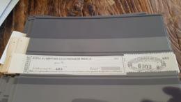 LOT 430261 TIMBRE DE FRANCE NEUF** LUXE N°168 COLIS POSTAUX DE PARIS POUR PARIS - Paketmarken