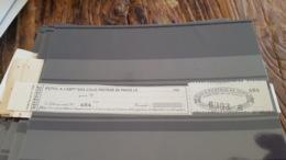 LOT 430262 TIMBRE DE FRANCE NEUF** LUXE N°168 COLIS POSTAUX DE PARIS POUR PARIS - Paketmarken