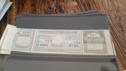LOT 430269 TIMBRE DE FRANCE NEUF** LUXE N°141 COLIS POSTAUX DE PARIS POUR PARIS - Paketmarken