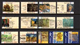 Netherlands - 2003 - 150th Birth Anniversary Of Vincent Van Gogh - Used - Gebraucht