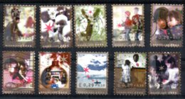 Netherlands - 2004 - Christmas Charity Stamps - Used - Oblitérés