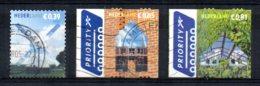Netherlands - 2005 - Dutch Buildings - Used - Oblitérés