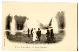 CPA 78 VERSAILLES Bassin D' Apollon ( Précurseur) - Versailles (Château)