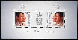Denmark 2004  Minr.1369-70 Block 23  MNH  (**) ( Lot Mappe ) - Nuevos