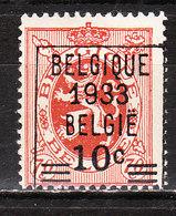 375**  Lion Héraldique Avec Préoblitération - Bonne Valeur - MNH** - COB 80 - Vendu à 10% Du COB!!!! - Belgien