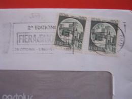T1 ITALIA TARGHETTA - 1989 MONZA MILANO FIERA 2^ EDIZIONE CAMPIONARIA - Esposizioni Universali