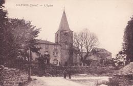 15 - COLTINES - L'Eglise - France