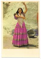 CUEVA DE LOS AMAYA EN EL SACROMONTE - Granada - N° 4 - Danse Flamenco - Granada