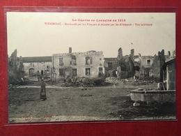 Vitrimont - Bombardé Par Les Francais Et Ensuite Par Les Allemands - 6P42a - Unclassified