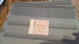 LOT 430282 TIMBRE DE FRANCE NEUF** LUXE N°92 COLIS POSTAUX DE PARIS POUR PARIS - Paketmarken