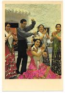 CUEVA DE LOS AMAYA EN EL SACROMONTE - Granada - N° 5 - Danse Flamenco - Granada