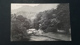 SEYCHELLES -  ROCHON RIVERT NAHE - Seychelles