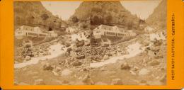 Viron, Cauterets,Petit Saint Sauveur - Photos Stéréoscopiques