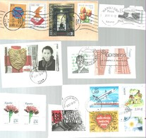 STOCK STAMPS - Sellos