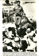 ( EGYPTE ) ( PRISONNIERS EGYPTIENS  ) (ISRAEL  )( MILITAIRES )( EVENEMENTS ) 1973  17.5 X 12.5 - Luoghi