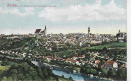 AK 0101  Znaim An Der Thaya Von Der Eisenbahnbrücke Aus - Verlag Mehner & Mass Um 1908 - Tschechische Republik