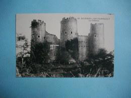 BOURBON L'ARCHAMBAULT  -  03  -  Le Château  -  ALLIER - Bourbon L'Archambault