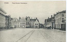 Ieper - Ypres - Place Vanden Peereboom - Ieper