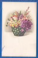 Blumen; Fleurs; 1918 Verlag Meissner & Buch - Blumen