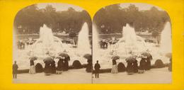 Versailles, Spectacle Grandes Aguas - Photos Stéréoscopiques
