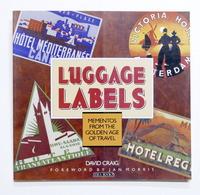 Collezionismo Etichette Bagaglio - D. Craig - Luggage Labels - Ed. 1988 - Livres, BD, Revues