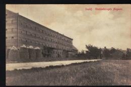 DE1798 - SWEDEN - SVALÖF - UTSÄDESBOLAGETS MAGASIN - Suède